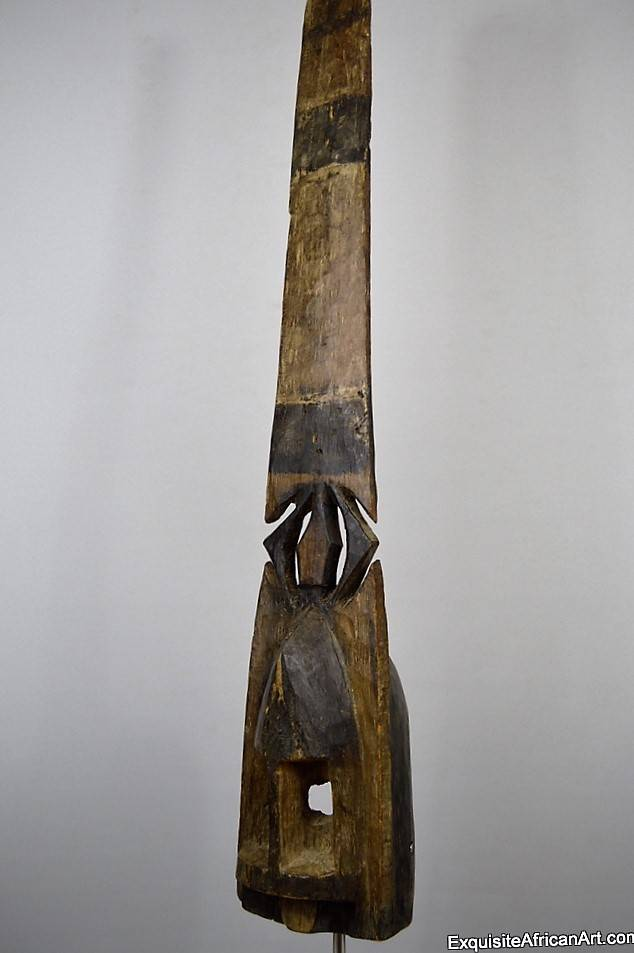 Old Dogon Kanaga Mask