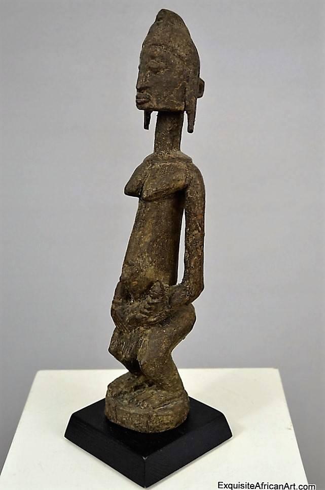 Dogon Maternity Figure