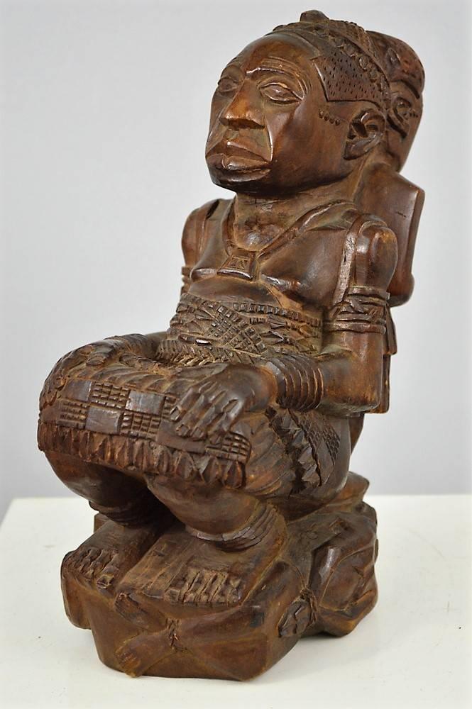 Kuba King Figure