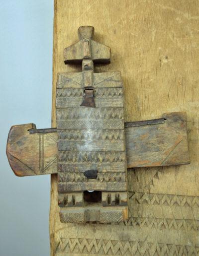 04-Dogon Door 8 Ancestors 0440 004