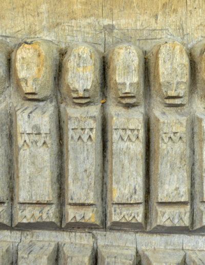 10-Dogon Door 8 Ancestors 0440 010