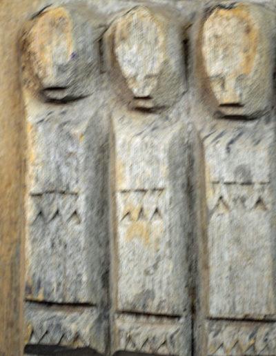27-Dogon Door 8 Ancestors 0440 027