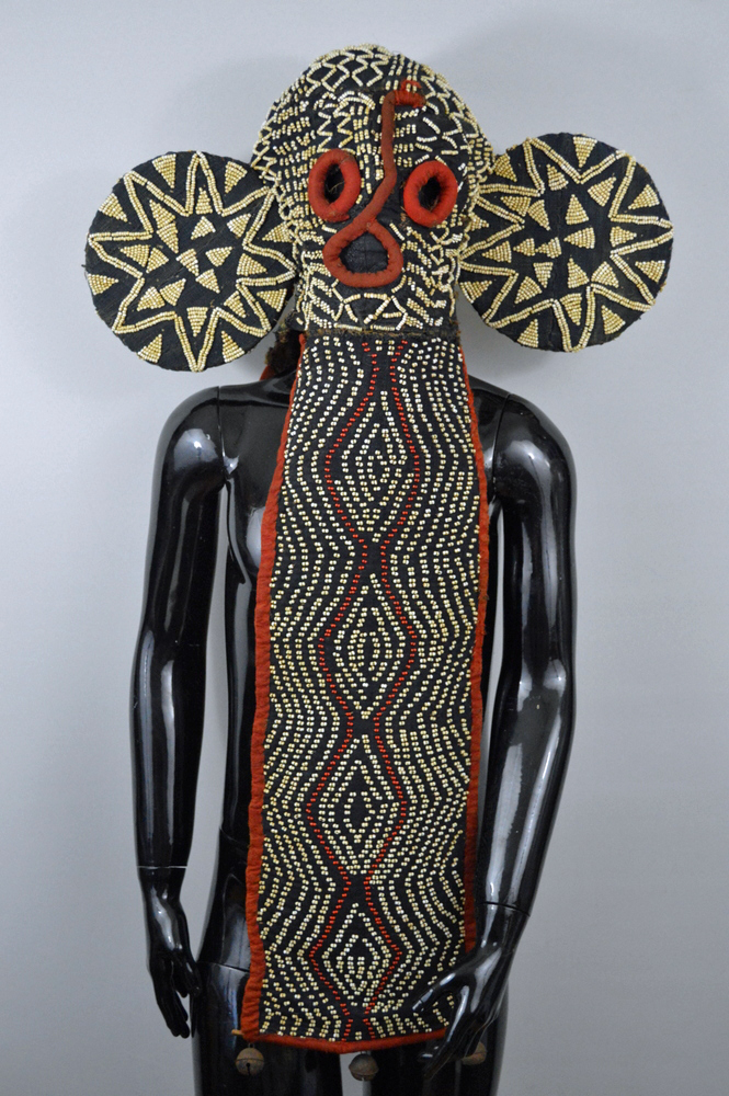 Bamileke Elephant Mask RESERVED
