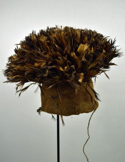 Bamileke Mekan Feather Hat 1130_0002