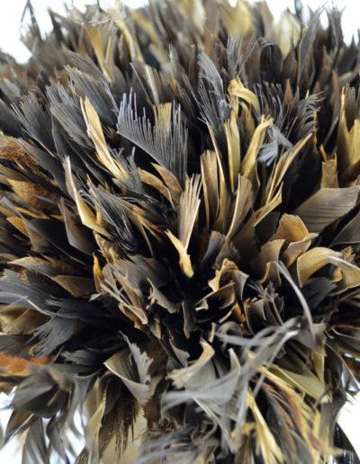 Bamileke Mekan Feather Hat 1130_0006