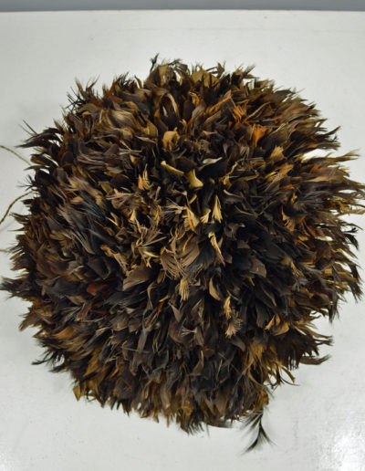 Bamileke Mekan Feather Hat 1130_0008