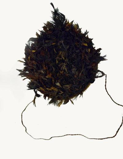 Bamileke Mekan Feather Hat 1130_0009