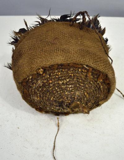 Bamileke Mekan Feather Hat 1130_0010