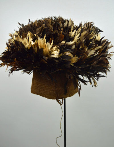 Bamileke Mekan Feather Hat 1132_0004
