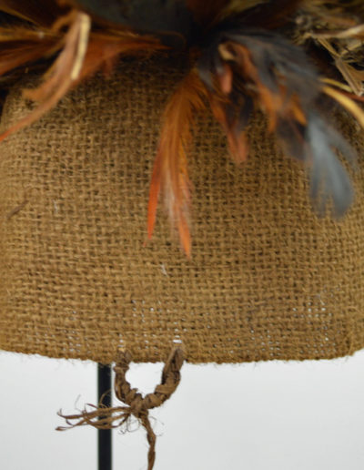 Bamileke Mekan Feather Hat 1132_0006