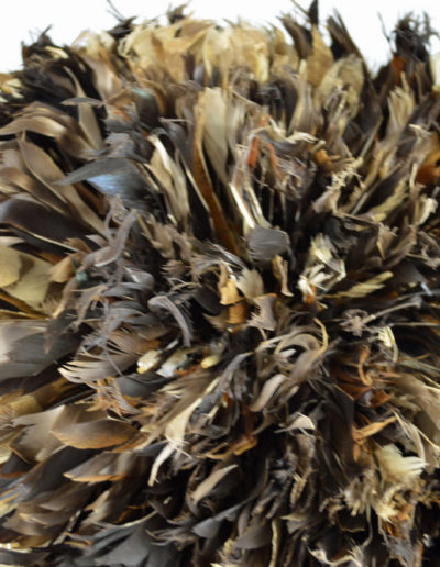 Bamileke Mekan Feather Hat 1132_0008