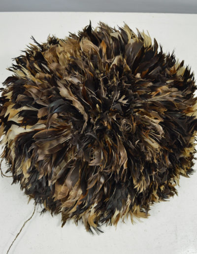 Bamileke Mekan Feather Hat 1132_0010