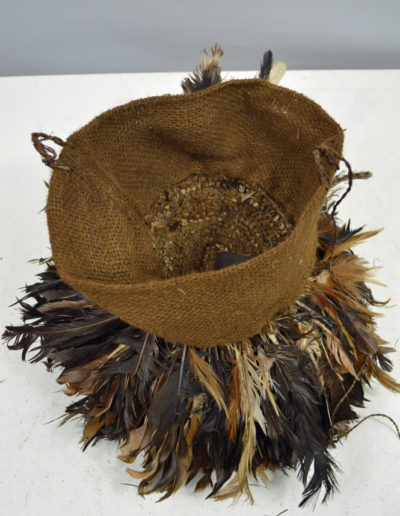 Bamileke Mekan Feather Hat 1132_0011