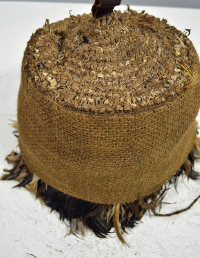 Bamileke Mekan Feather Hat 1132_0012