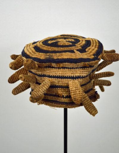 Bamileke Mekan Hat Fingers 1136_0001