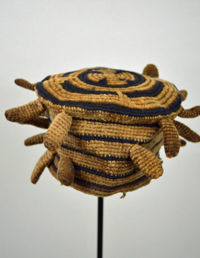 Bamileke Mekan Hat Fingers 1136_0003