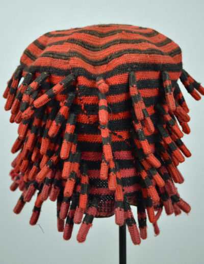 Bamileke Mekan Hat Red Pink 1135_0004