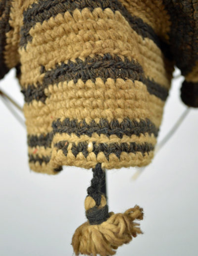 Bamileke Porcupine Quill Hat 1134_0009