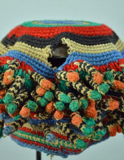 Bamileke Title Holders Hat 1138_0003