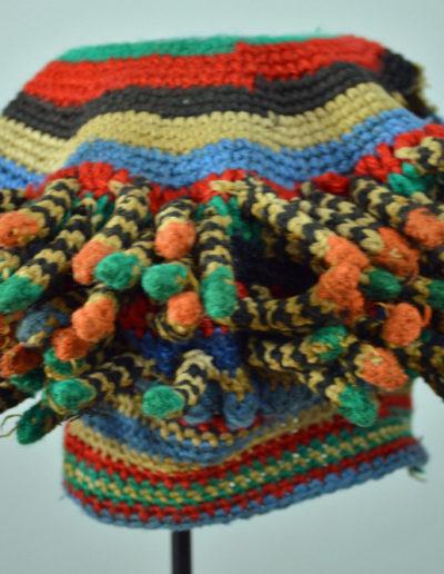 Bamileke Title Holders Hat 1138_0004