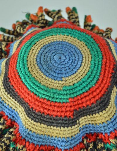 Bamileke Title Holders Hat 1138_0005