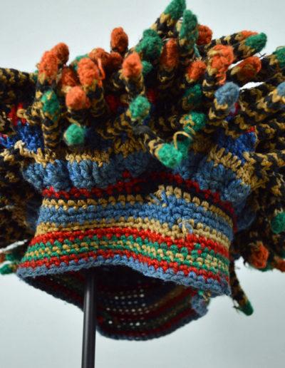 Bamileke Title Holders Hat 1138_0009