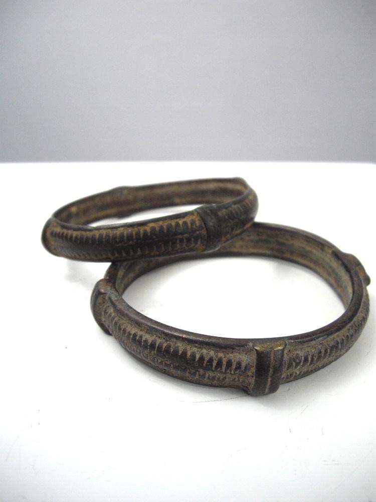 Pair Dogon Bracelets