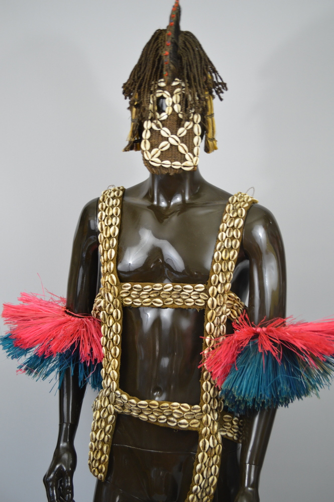 Dogon Body Dance Adornment