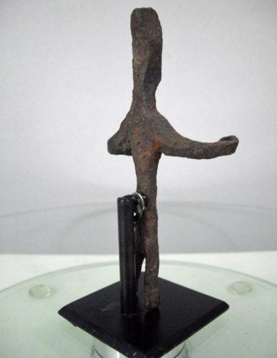 Dogon Iron Shrine Figure 13222454