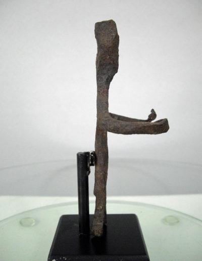 Dogon Iron Shrine Figure 13222455