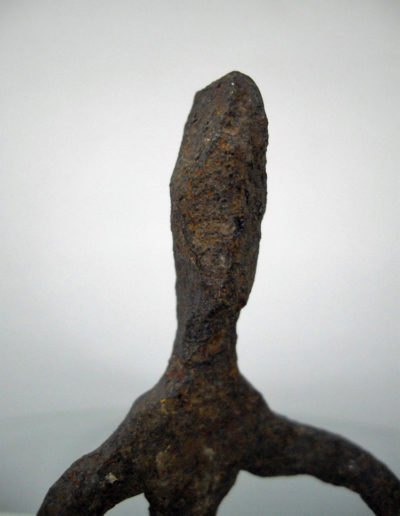Dogon Iron Shrine Figure 13222457
