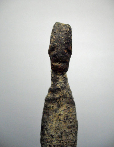 Dogon Iron Shrine Figure 1332 13332629