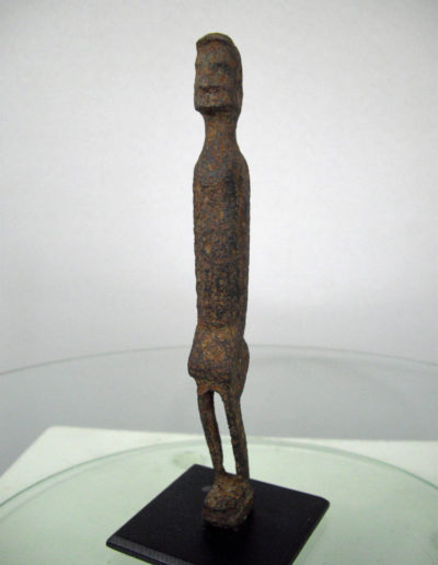 Dogon Iron Shrine Figure 13362679