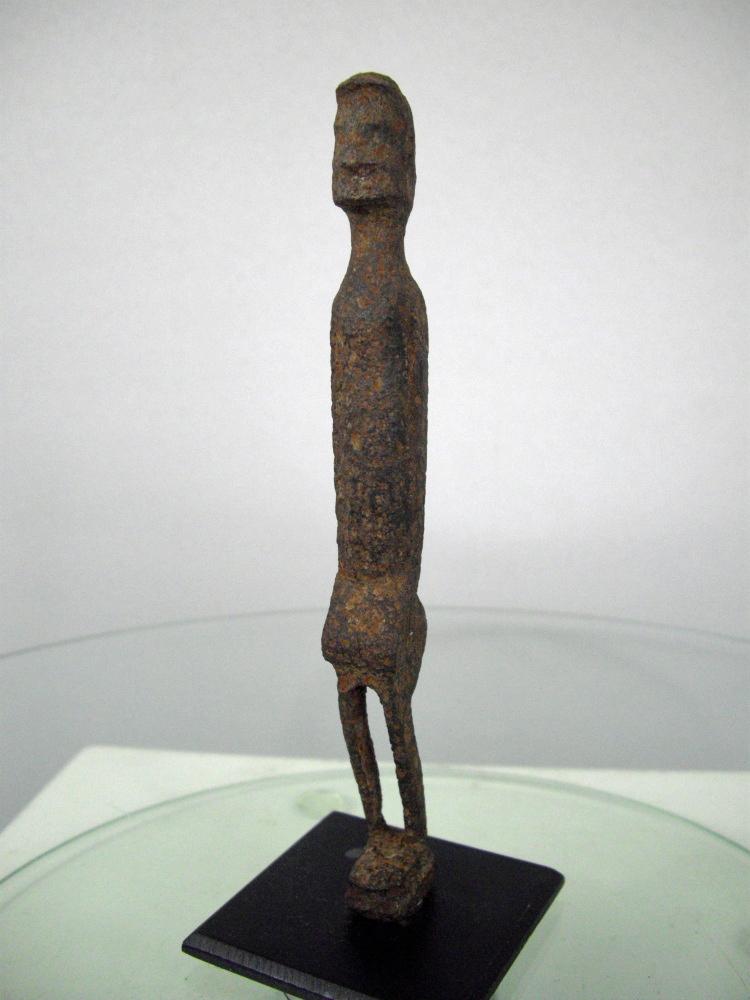 Dogon Iron Ginna Altar Figure