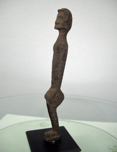Dogon Iron Shrine Figure 13362680