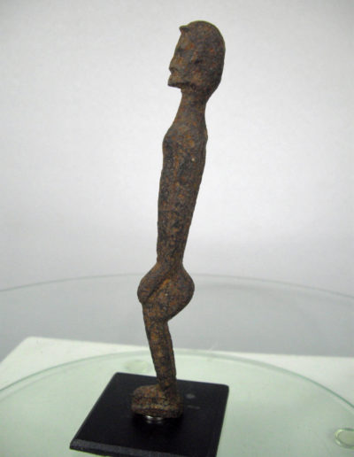 Dogon Iron Shrine Figure 13362681