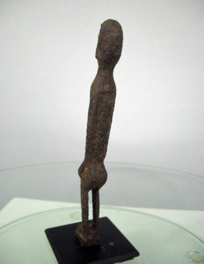Dogon Iron Shrine Figure 13362682
