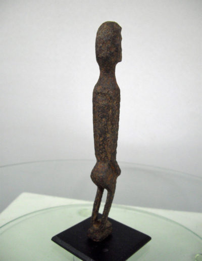 Dogon Iron Shrine Figure 13362684