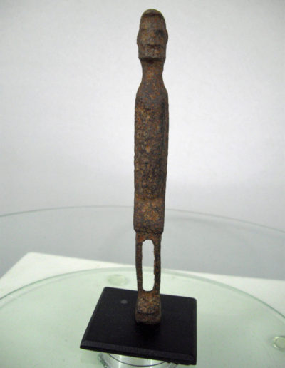 Dogon Iron Shrine Figure 13362687