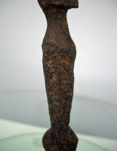 Dogon Iron Shrine Figure 13362696