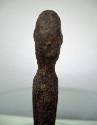 Dogon Iron Shrine Figure 13362698