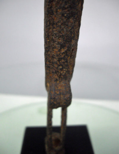 Dogon Iron Shrine Figure 13362699