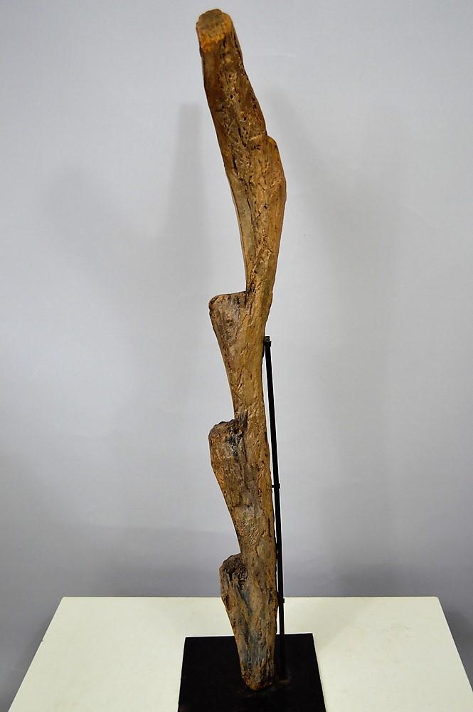 Dogon Ladder Exquisite African Art
