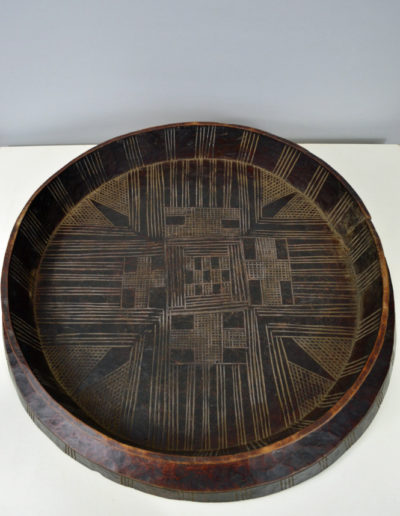 Gurage Injera Bowl Platter tray