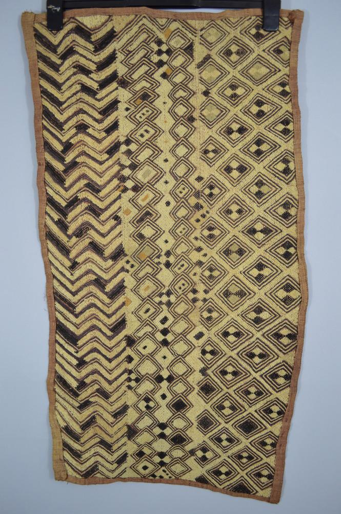 Kuba Shoowa Cut-Pile Textile