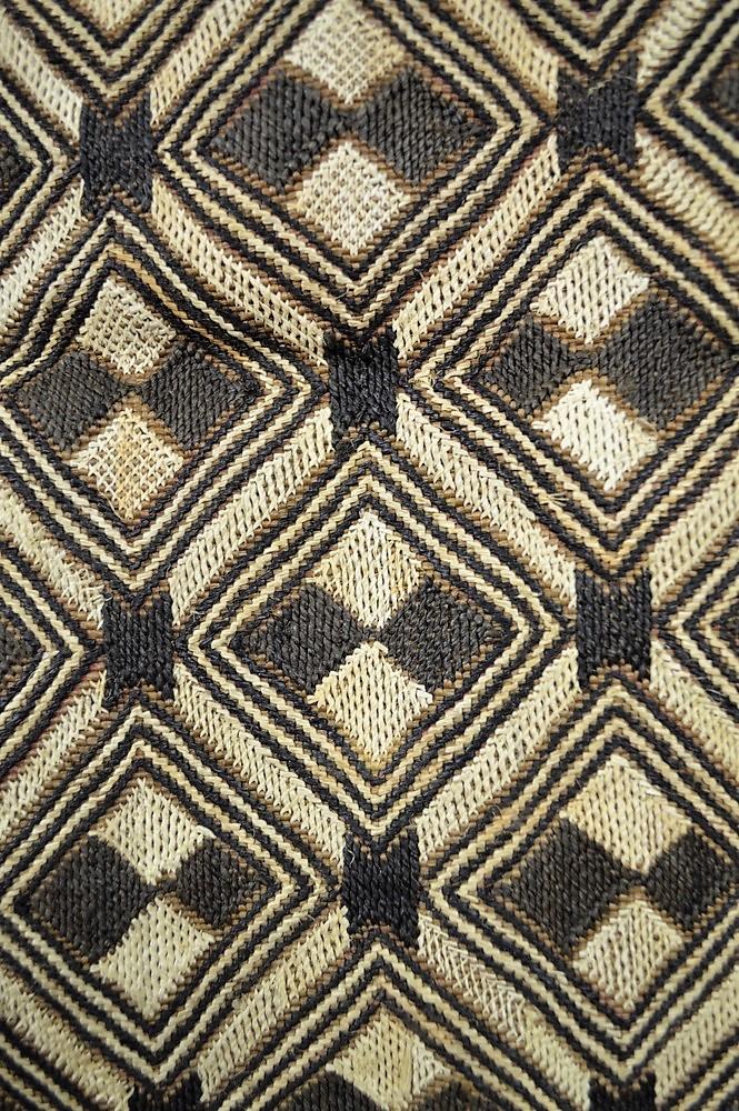 Kuba Shoowa Textile Exquisite African Art