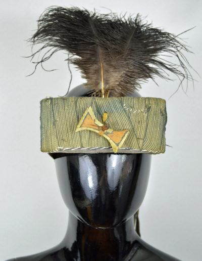 Wodaabe Feather Headdress 1337_0001