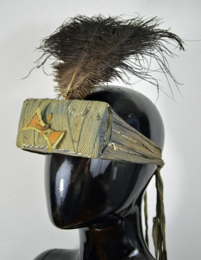 Wodaabe Feather Headdress 1337_0002