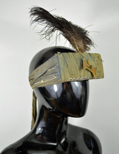 Wodaabe Feather Headdress 1337_0008
