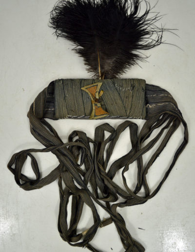 Wodaabe Feather Headdress 1337_0020